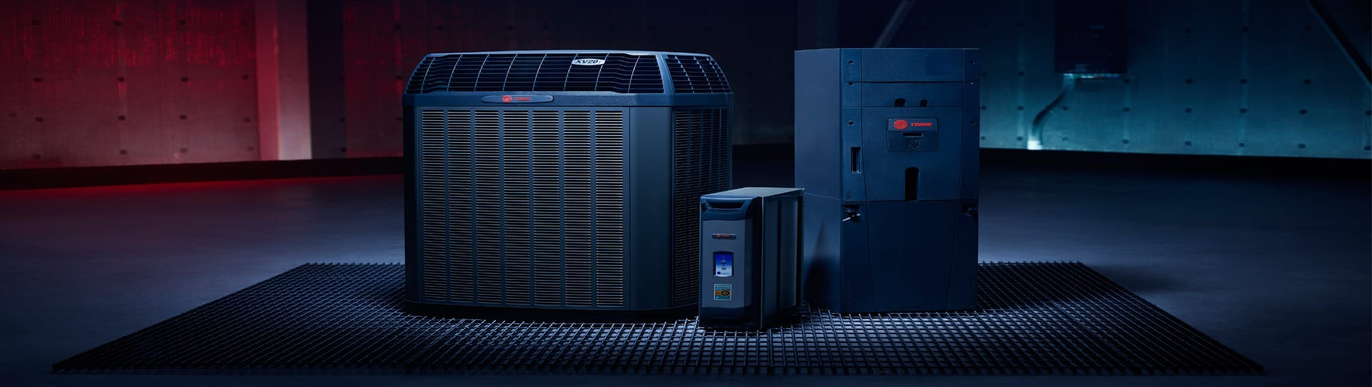 CJ Air Solutions Trane Products